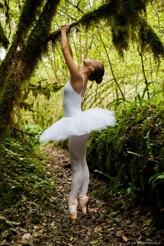 Danse Végétal - Photographe Professionnel Danse à Lyon - Arrighi Francois