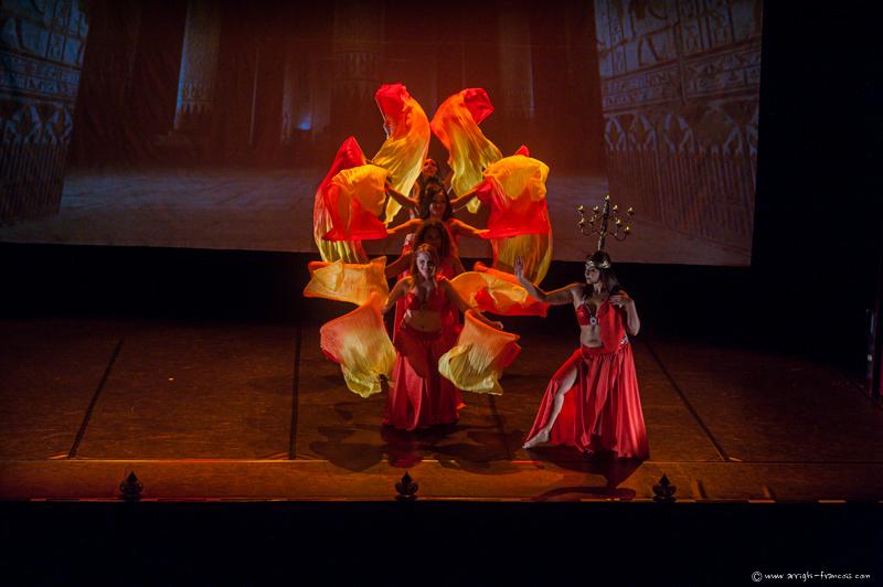 Hayal Danse Orientale - Photographe Professionnel Danse Lyon - Arrighi Francois