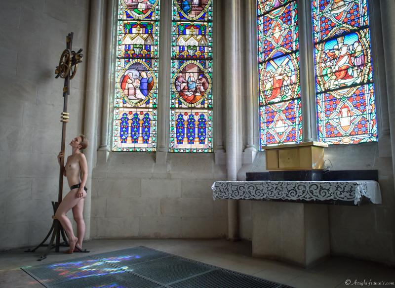 Mystic Girl - Photographe Professionnel Lyon et Paris - Francois Arrighi