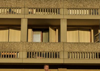 Nudité urbaine - Photographe Professionnel Lyon